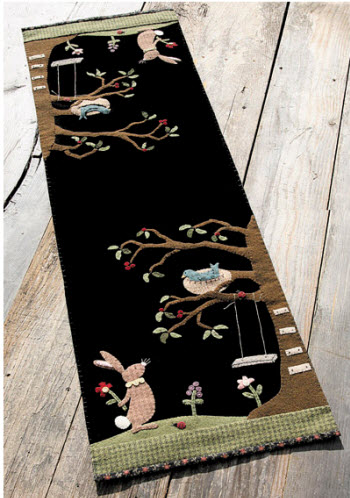 A Hare Y Easter Table Runner And Discounts Quilting