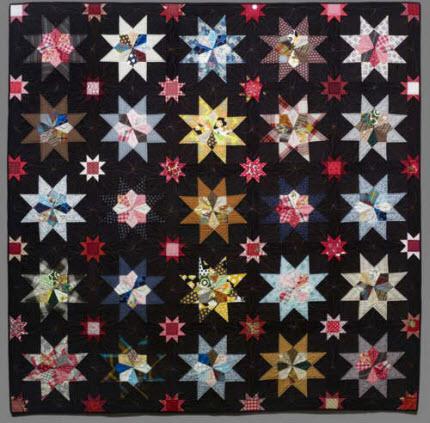 Grandma's Stars pattern