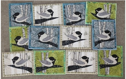 chickadee cards giveaway