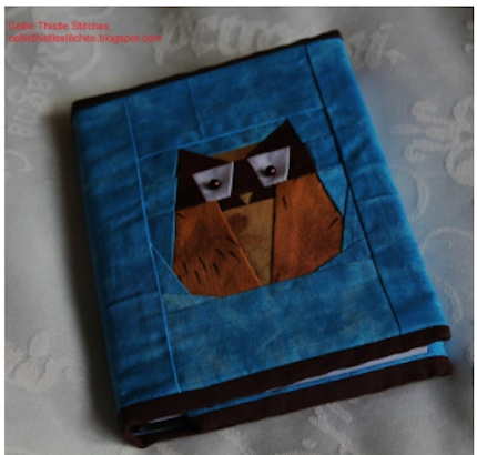 owl book cover Thistle