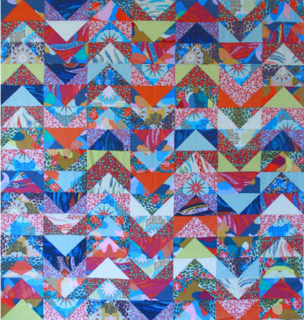 mother goose free quilt pattern Anna Maria