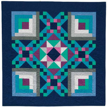 Quilt Along Amish Style