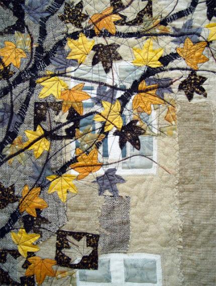 autumn quilt textile cuisine