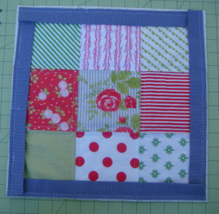 binding your 1st quilt series