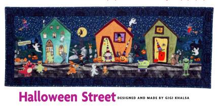 halloween Street gigi