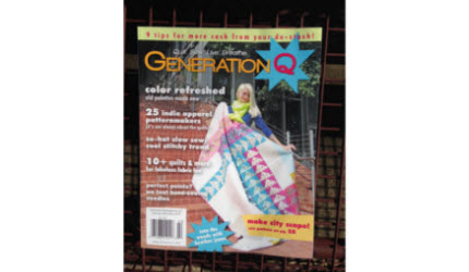 GenQ Fun Mail on Bench mag only