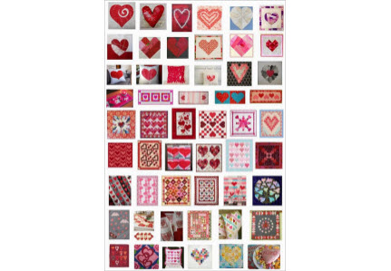 Hearts roundup – free patterns