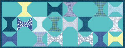 Jan table runner