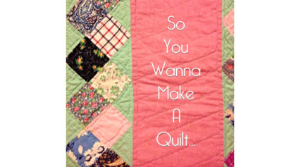 Beginning Quilting Series Ssssy Quilter