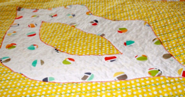 Kisses Quilt Disaster