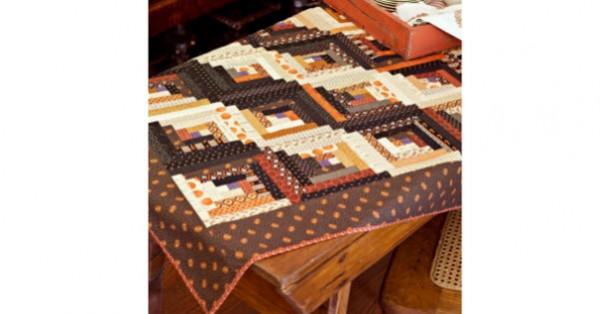 Harvest Table quilt