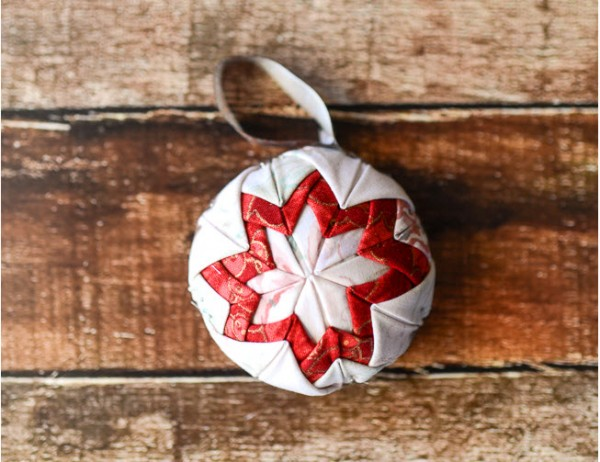 Christmas Ornament Tutorial