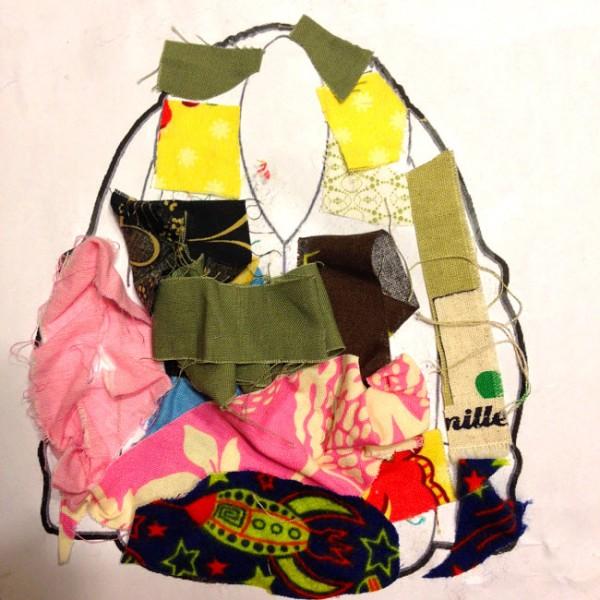 Rows Rag Coat