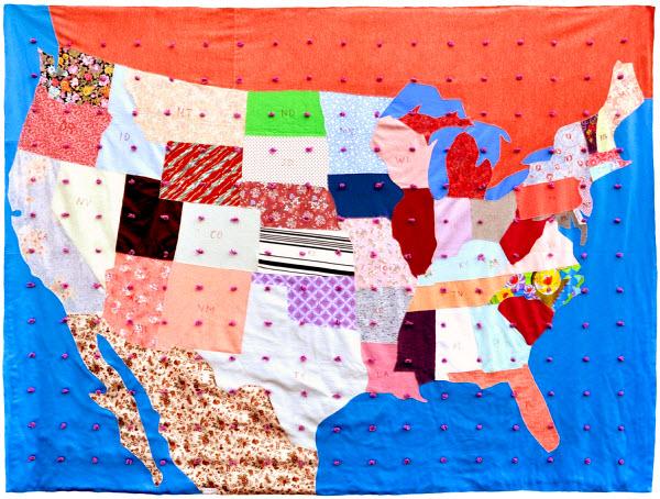 Map US Bill Volckening