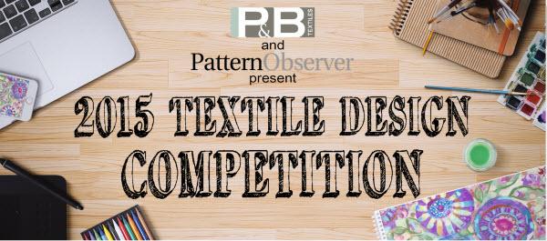 Textile Contest P&B 2015