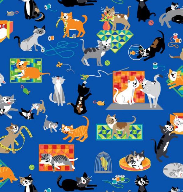 CatsInSewingRoomStudioEFabrics