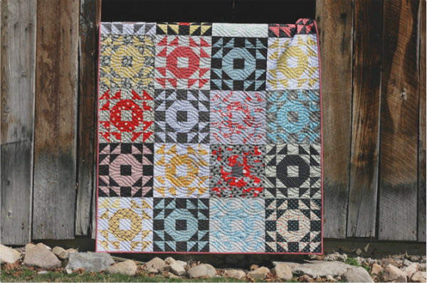 A One Block Quilt Pattern Tutorial Quilting