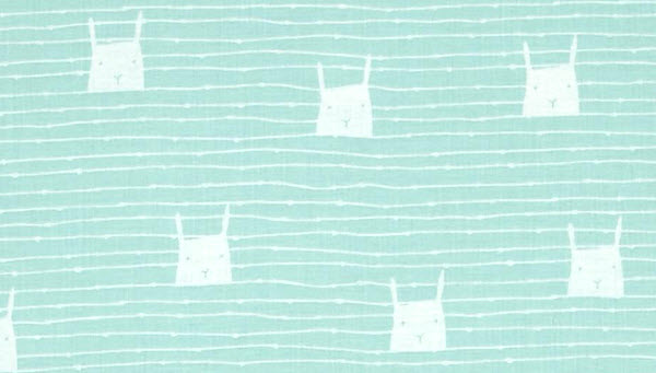 blue_Bunny Fabric Dear Stella Dress me for the playground