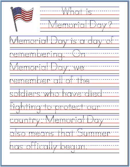 Collection of Improve Handwriting Worksheets - Sharebrowse