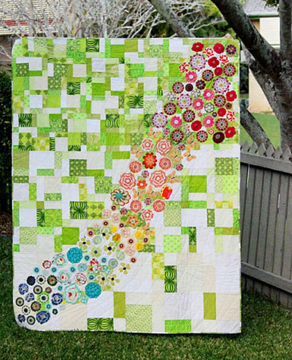 Meadow Spring Quilt Australia
