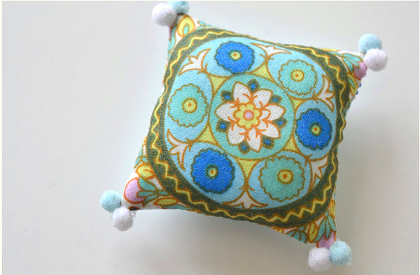 How to Jumbo Pillow Tea Rose Home