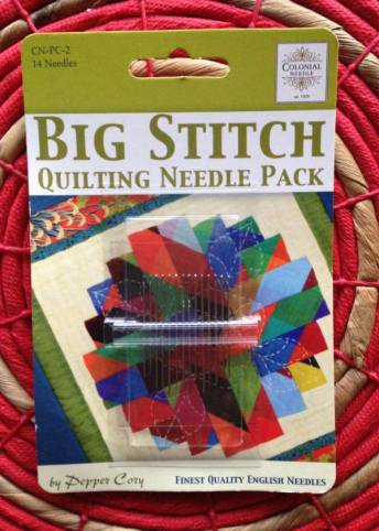 Bit Stitch Quilting Needle Pack