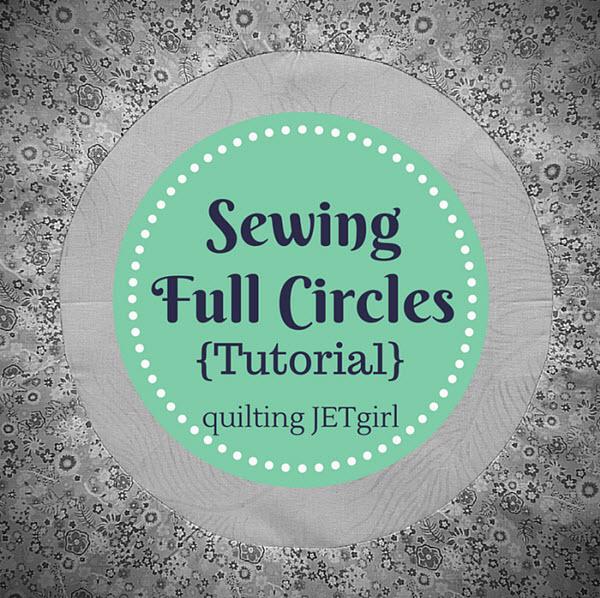 Sew Full Circles Jet Girl
