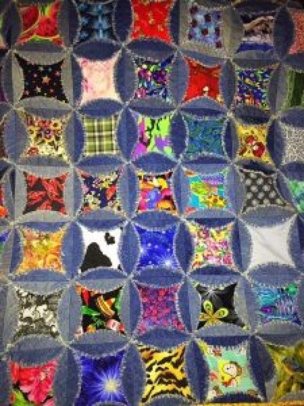 8 Denim Quilt Patterns Quilting