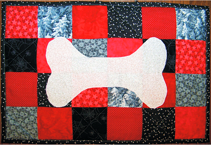 Kennel quilts offer comfort after disasters