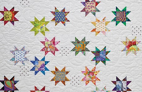 Star Quilt Project