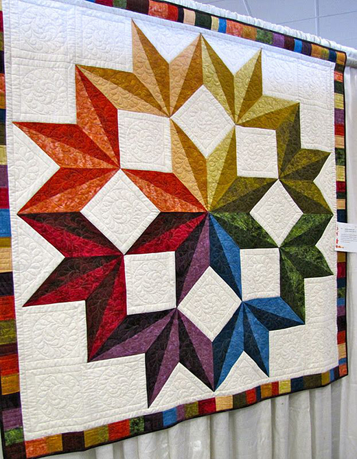 Carpenter Star Quilt Pattern Quilting