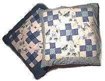 Quillows – Quilt & Pillows