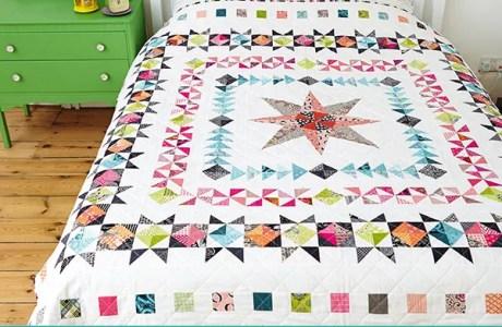 Free Medallion Quilt pattern