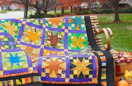 Halloween Quilt Pattern
