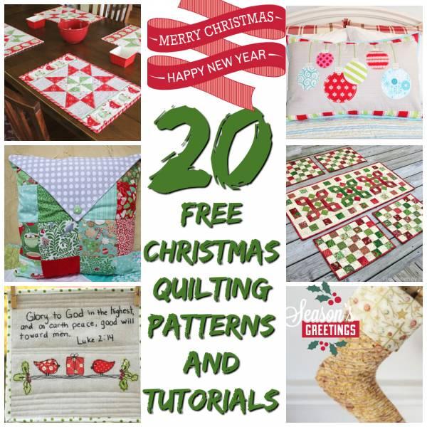 Free Christmas Quilt Block Patterns.Free Christmas Quilt Patterns Quilting