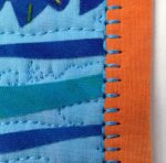 How To Blanket Stitch Your Quilt Binding