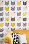 Free Quilt Pattern - Chicken Blocks