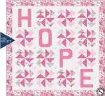 Breast Cancer Pink Ribbon - Hope Free Quilt Pattern