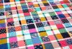 Scrap Plaid Quilt - Free Pattern