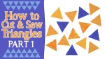 How to Cut Equilateral Triangles - Three Ways