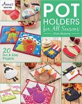 Book Review - Pot Holders for All Seasons