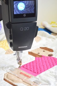 Quilting With Rulers