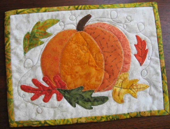 12 Charming Pumpkin Patterns For Quilters Page 2 Of 2