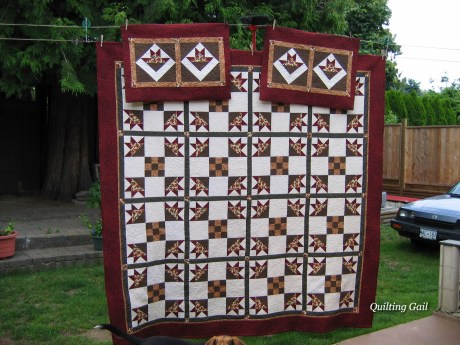 Gifted quilts 1-1
