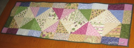 Gifted quilts 1-4