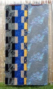 Stargazer - Completed Quilt