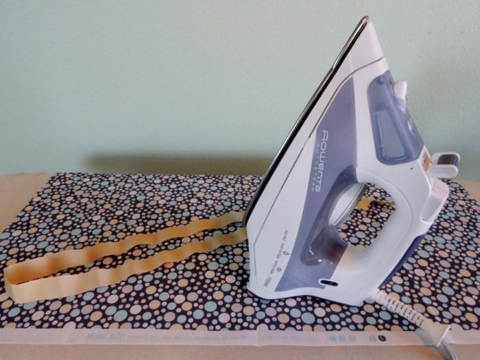 Simple Drawstring Bag - Materials