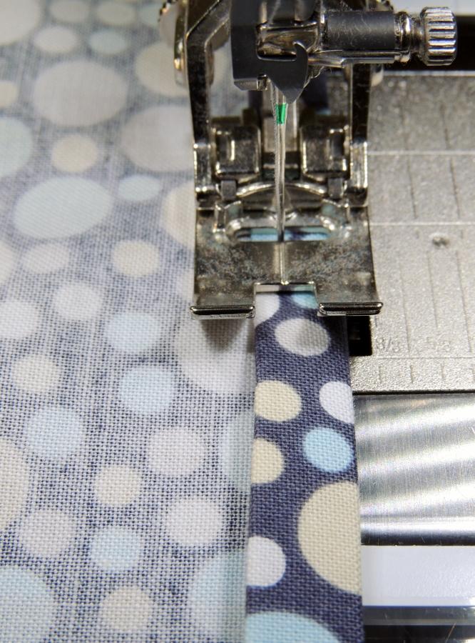 Simple Drawstring Bag - Sew Seam Down WOF