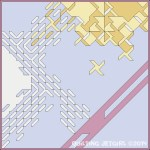 Crystal Tones Quilt Design, August 23