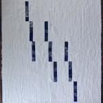 Quilt: Blue Spring Rain
